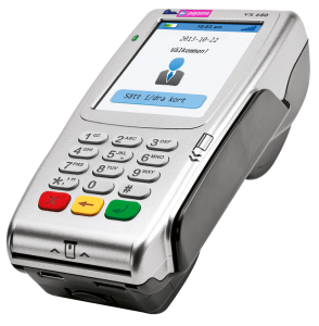 دستگاه کارتخوان بی سیم لمسی - مدل verifone 680