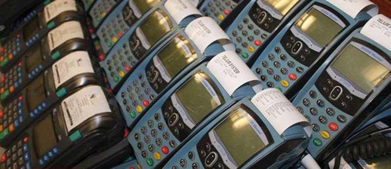 تعداد دستگاه های پوز در کل کشور